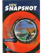 New Snapshot starter students' book - Abbs, Brian, Freebairn, Ingrid, Barker, Chris