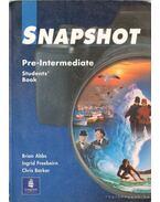 Snapshot Pre-Intermediate I-II. - Abbs, Brian, Freebairn, Ingrid, Barker, Chris