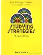 Studying Strategies - Students' Book Strategies 4 - Abbs, Brian, Freebairn, Ingrid