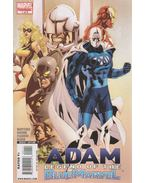 Adam: Legend of the Blue Marvel 1.