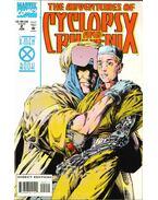 Adventures of Cyclops and Phoenix Vol. 1. No. 2