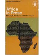 Africa in Prose