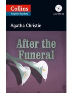 After the Funeral - with MP3 CD - Agatha Christie