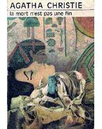 La mort n´est pas une fin - Agatha Christie