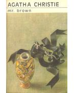 Mr. Brown - Agatha Christie