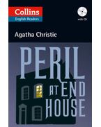 Peril at End House + CD B2 - with CD - Agatha Christie
