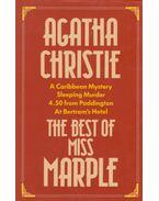 The Best of Miss Marple - Agatha Christie
