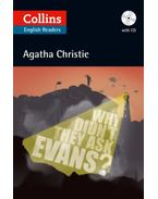 Why Didnt They Ask Evans? - with CD - Agatha Christie