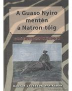 A Guaso Nyiro mentén a Natron-tóig