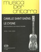 Le cygne - A hattyú (gitárra)