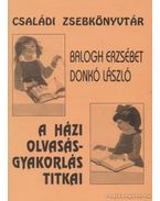 A házi olvasásgyakorlás titkai