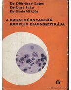 A korai méhnyakrák komplex diagnosztikája