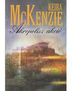 Akropolisz akció (dedikált)
