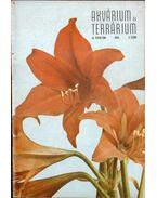 Akvárium és terrárium IV. évf. 1959/3. szám