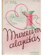Múzeum-alapitás