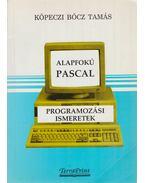 Alapfokú Pascal programozási ismeretek