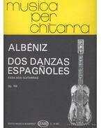 Két spanyol tánc op. 164
