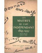 Les maitres de l'art indépendant 1895-1937 - Albert Sarraut