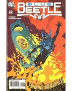 Blue Beetle 22. - Albuquerque, Rafael, ROGERS,JOHN