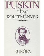Lírai költemények - Alekszandr Puskin