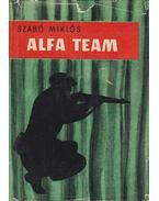 Alfa Team (dedikált)