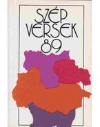 Szép versek 1989 - Alföldy Jenő
