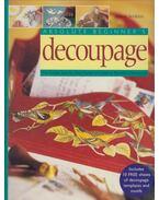 Absolute Beginner's Decoupage - Alison Jenkins