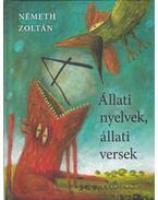 Állati nyelvek, állati versek