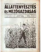 Állattenyésztés és mezőgazdaság II. évf. 19. szám