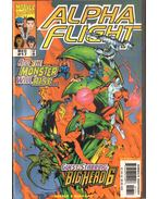 Alpha Flight Vol. 2. No. 17