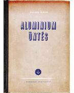Alumíniumöntés