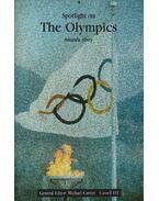 Spotlight on The Olympics - Amanda Alvey