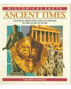 Ancient Times - Amanda O'Neill