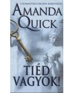 Tiéd vagyok! - Amanda Quick