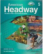 American Headway 5/C1 (with CD)