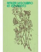 Amuza legolibro en Esperanto - Albert Lienhardt