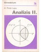 Analízis II.
