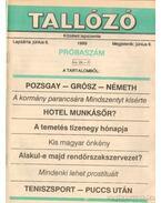 Reform Tallózó 1989. I. évfolyam (teljes) - Andai György