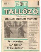 Reform Tallózó 1990. II. évfolyam (teljes) - Andai György