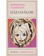 Házasságok - Anderson, Sherwood