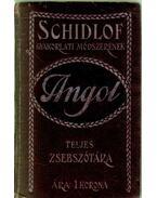 Angol (magyar-angol)