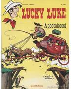 Lucky Luke 6. szám - A postakocsi