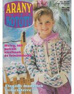 Arany Kötőtű 1992. 12. szám