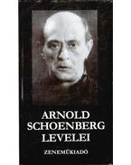 Arnold Schoenberg levelei