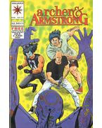 Archer & Armstrong Vol. 1 No. 22