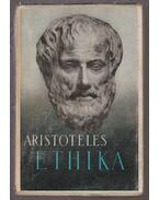 Nikomachosi ethika I-II. (dedikált)