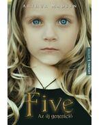 FIVE - Az új generáció - ÜKH 2013 - Arthur Madsen