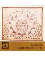 Modern Hungarian Textiles - Artner Tivadar