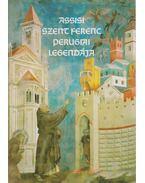 Assisi Szent Ferenc perugiai legendája