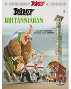 Asterix 8. - Asterix Britanniában